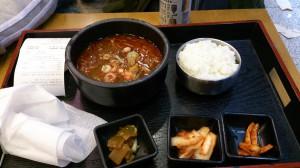 韓国料理堪能