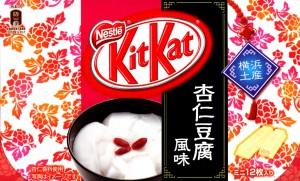 キットカット 杏仁豆腐風味